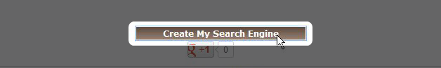 Create My Search Engine
